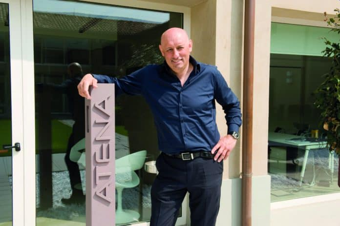 Paolo Naoni, Atena