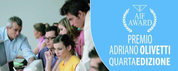 Premio AIF Olivetti