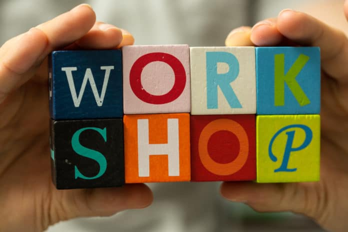 scritta workshop