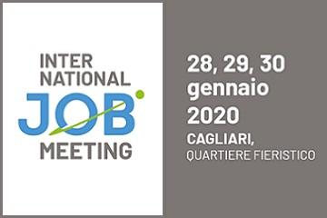 locandina evento International Job Meeting