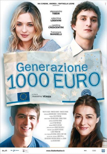 locandina del film generazione 1000 euro