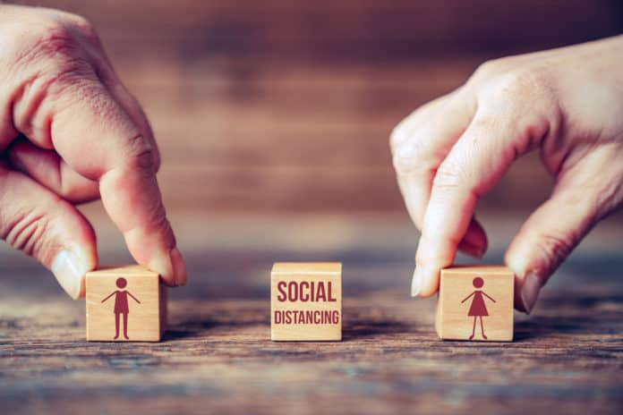distanze sociali