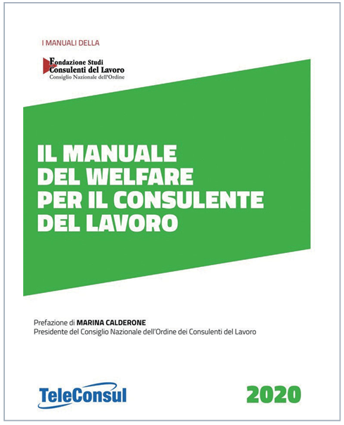 Manuale del Welfare per il Consulente del Lavoro