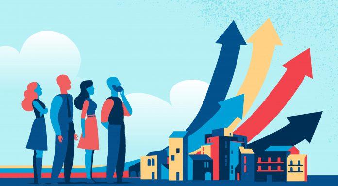 cambiamento e crescita Cornerstone